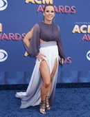 Mickie James (WWE Diva) c-thru @ red carpet b6rrdtcqpn.jpg