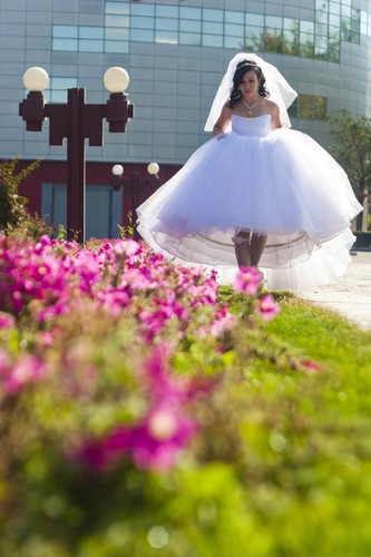 New Bride Outdoor And Indoor