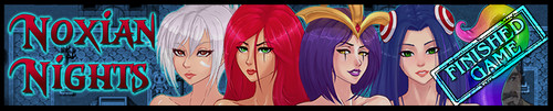 Hreinn Games - Noxian Nights - Version 1.2.4 Completed + Walkthrough
