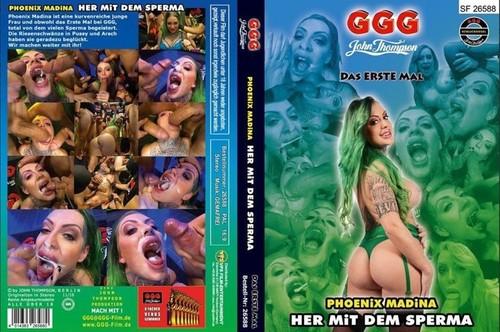 GGG Das Erste Mal - Phoenix Madina - Her Mit Dem Sperma (2018)