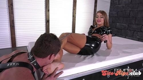 Extreme Foot Sensations - Adriana Chechik - femdomempire.com