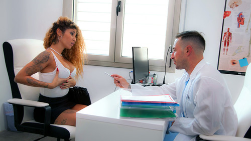 Venus Afrodita - Mammary check-up