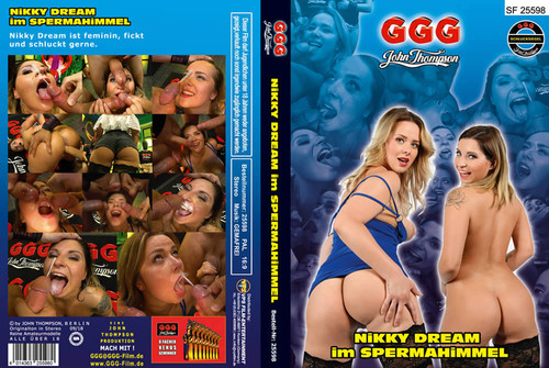 GGG - Nikky Dream im Sperma-Himmel (2018) - 720p