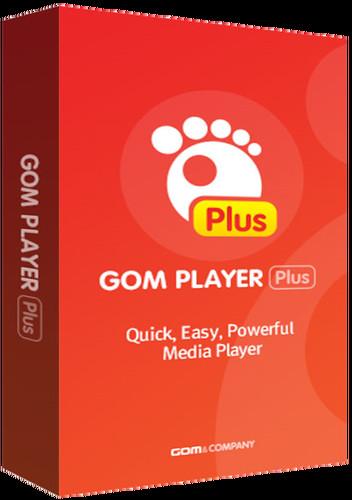 GOM Player Plus 2.3.34.5295 + Portable