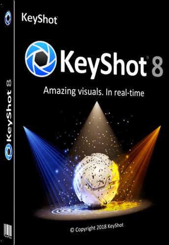 KeyShot Pro 8.0.247 для Mac OS X