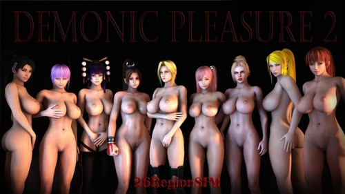 26RegionSFM - Demonic Pleasure 2