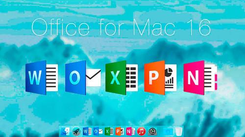 Microsoft Office 2016 16.16.3 для Mac OS X