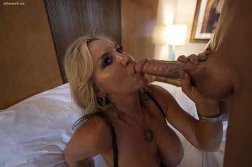 Wifey's Facial Blast! - Sandra Otterson (WifeysWorld.com-)
