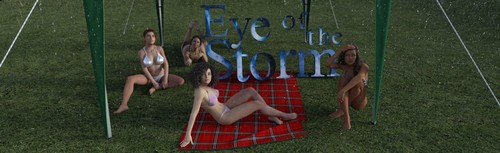 Mr. Rigg - Eye of the Storm - Chapter 1-8 + Compressed Version