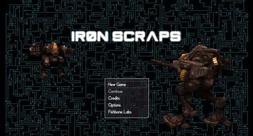 Fishbone Labs - Iron Scraps - Version 0.0.1 Tech Demo