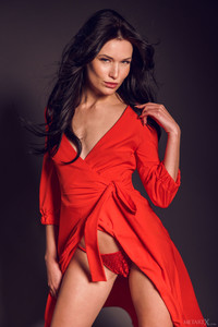 Elouisa In Red Dress 1 - March 19, 2018i6sbdkpmlx.jpg