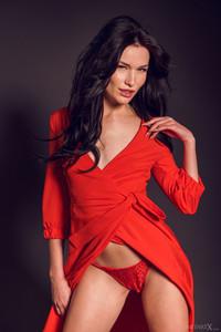 Elouisa In Red Dress 1 - March 19, 2018w6sbdkoc5d.jpg