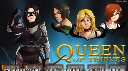 Winter Wolves - Queen of Thieves - Version 1.0.3 Completed