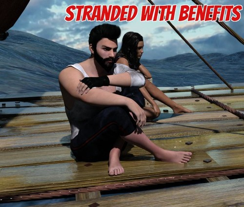 Daniels K - Stranded With Benefits - Episode 1 - Version 0.9 Completed + Episode 2 - Version 0.7.7 Completed