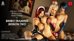Miki3DX - Bimbo Training Session 2