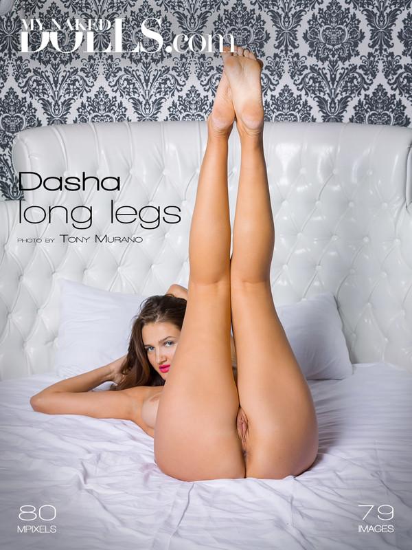 Dasha Snezhna - Long legs (28-10-2018)