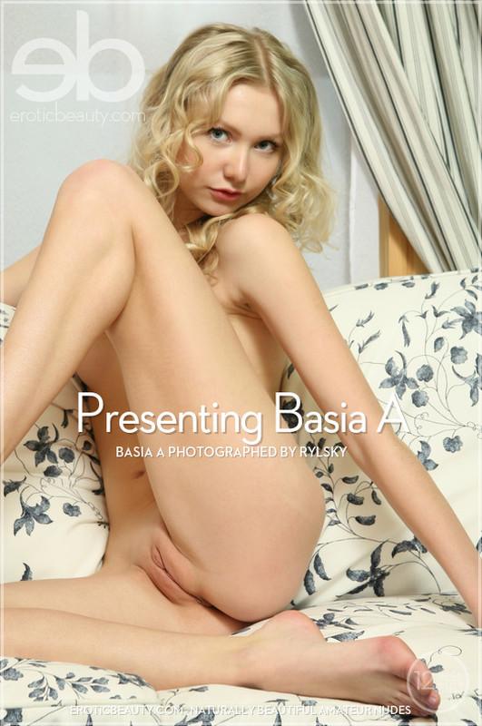 Basia A - Presenting Basia A (29-10-2018)