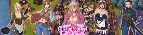 Slutholm - Slutholm: Dream Town - Chapter 2