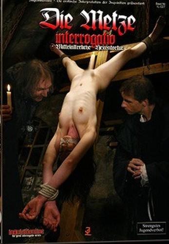 bondage model junge