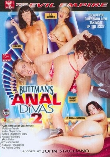 Buttmans Anal Divas 2