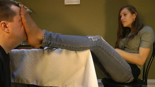 Cassandra's Sweaty Feet Domination - (Full HD 1080p Version)