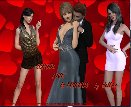 Walkius - School, Love & Friends - Version 1.0.4