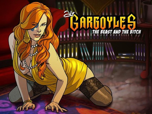 Alx & Khronos - Gargoyles: The beast and the Bitch - Version 1.02 Completed