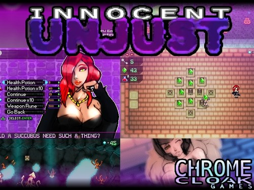 Innocent Unjust Ver.1.2a Completed by Chrome Cloak Games