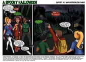 Mavruda - A Spooky Halloween
