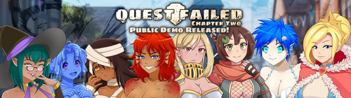 Frostworks - Quest Failed - Chapter 2 - Demo Version
