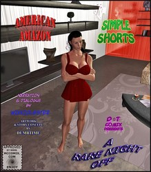 Dumbtime - American Amazon Simple short - A Rare Night Off