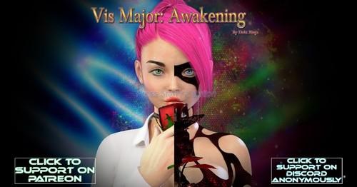 Doki Ninja - Vis Major: Awakening - Version 31/10/2018 Halloween Update