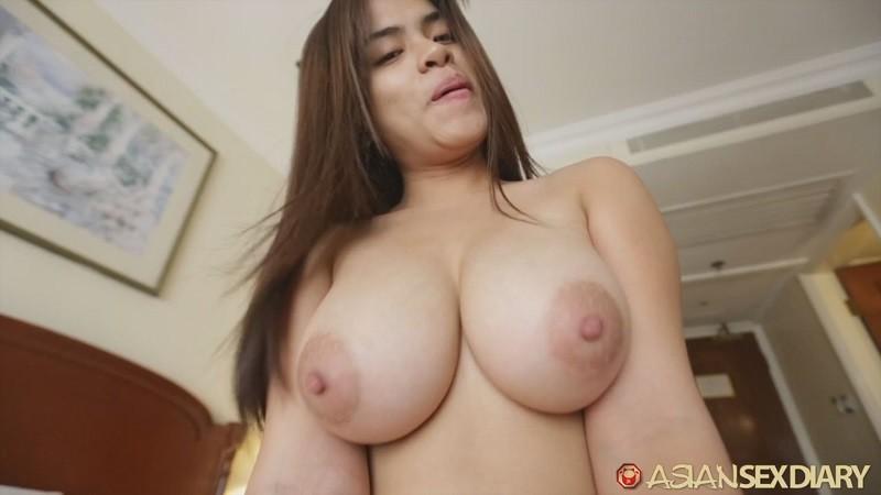 Asian Street bitch Bernadeath