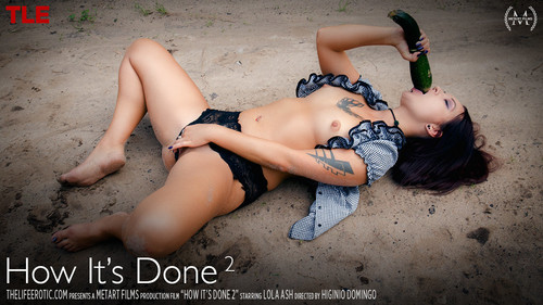 TheLifeErotic Lola Ash How Its Done 2