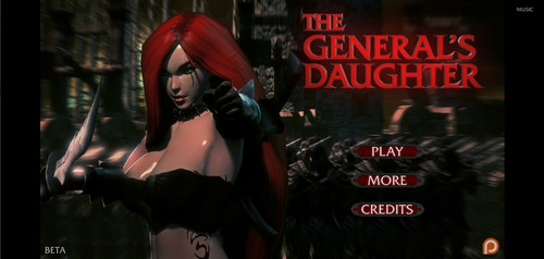 Studio FOW - Katarina: The Generals Daughter - Completed