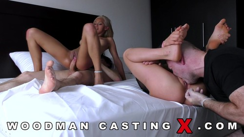 WoodmanCastingX - Lindsey Cruz, Veronica Leal (Orozco) - Lindsey Cruz casting
