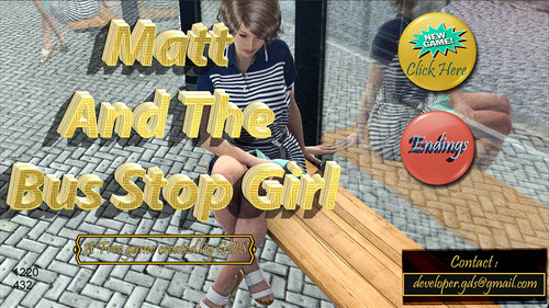Gds - Matt And The Bus Stop Girl - Completed