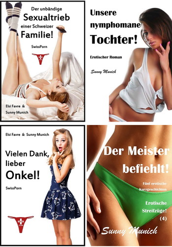 Sunny Munich Collection - 27 perverse eBooks Cover