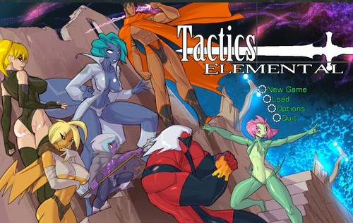 Fred Perry - Tactics Elemental - Version 1.41 + 1.4 DLC Completed