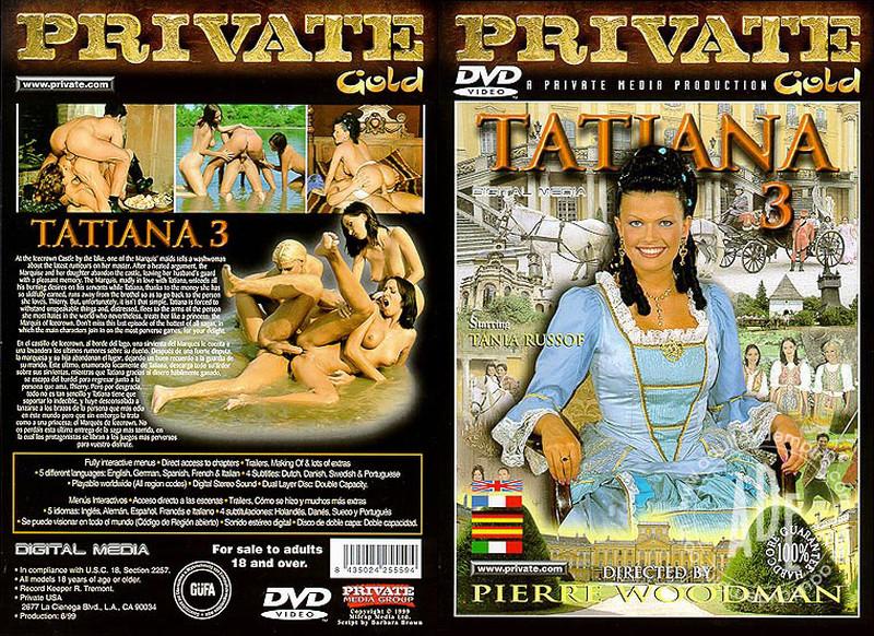 Private Gold 28: Tatiana 3 (1998)