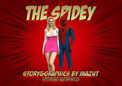 Spiderman by Mazut