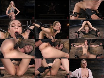 Blonde Damsel is Distressed in Brutal Devices and Tormented