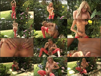 Sweet Shakira's Big Hard Garden Tool