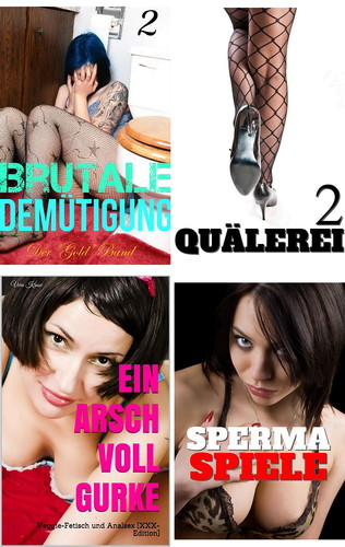 Vera Kruse - 60 geil perverse eBooks Cover
