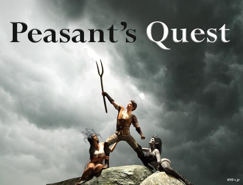 Tinkerer - Peasant's Quest - Version 1.32+ Walkthrough