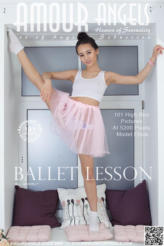 Elisia - Ballet Lesson  101 pic (01 Aug, 2018)