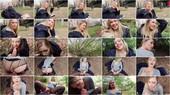 Blonde Nerd Loves Public Fucking / Selvaggia (Она любит за деньги) [2018 г.,Hardcore,Blowjob,Teen,1080p]