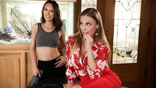 Marital Problems - Britney Amber, Jade Nile (AllGirlMassage.com-)