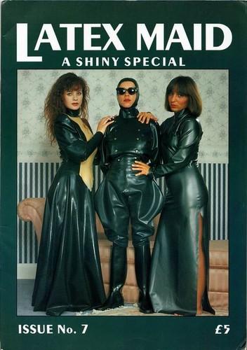 Latex Maid #7 (1994) JPG