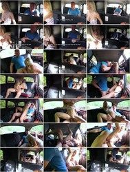 Nathaly Cherie - Passenger Obsessed By Drivers Tits [FullHD 1080p] FemaleFakeTaxi